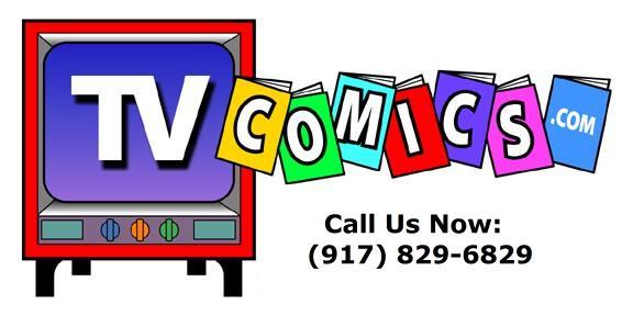 TvComics Logo